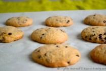 Biscotti con gocce di cioccolato bimby 3