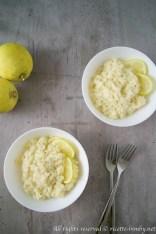 Risotto al limone bimby