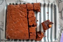 Brownies al cioccolato bimby 2