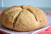 Pane integrale al rosmarino bimby 3