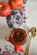 Chutney di mele e zenzero bimby