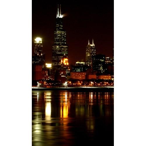 Medium Crop Of Chicago Skyline Wallpaper