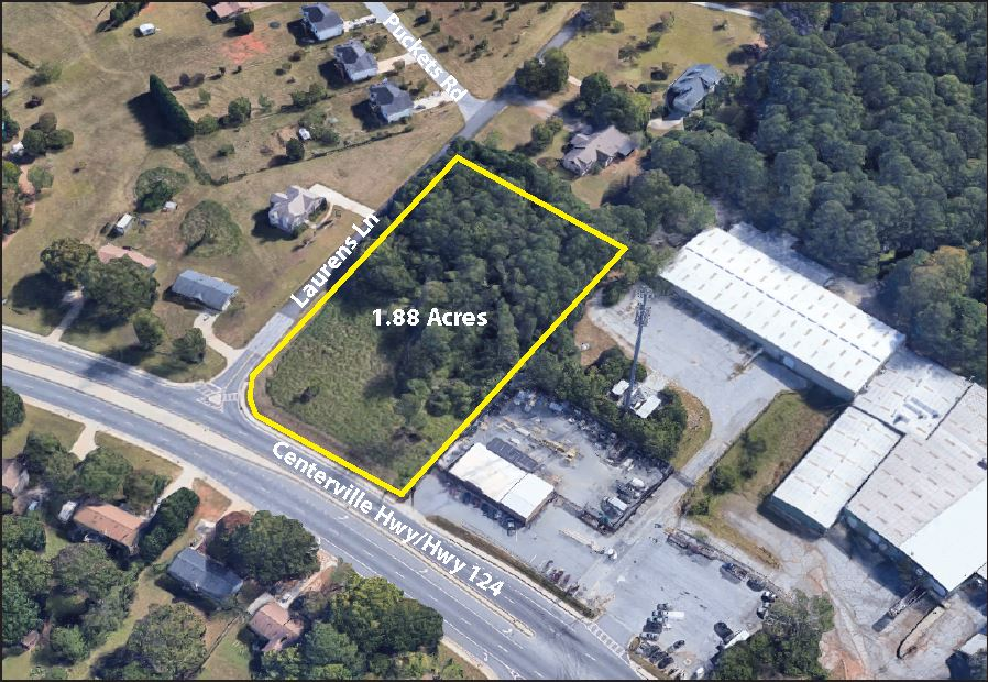 Land Sale « Atlanta Commercial Real Estate Richard Bowers \u2013 Office - land for sale flyer