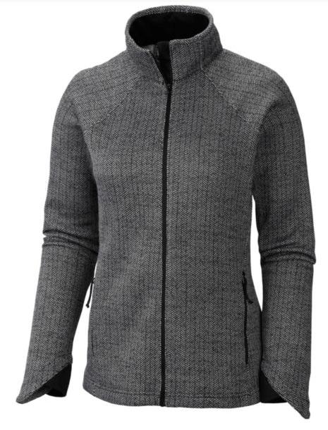 Herringbone grey