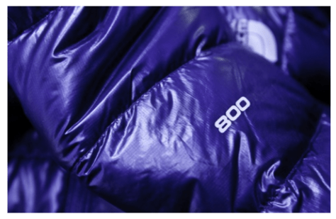 Inferno Sleeping Bag Close-Up