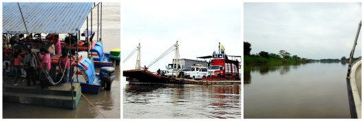 ferries in Colombia