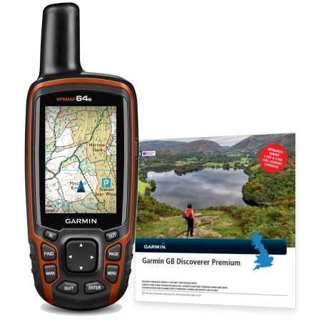GPS with OS maps