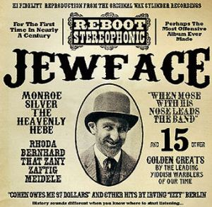 jewface cover art