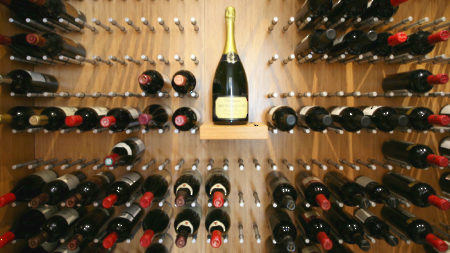 Wine Cellars Richelieu Hardware