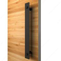 Barn Door Handle, Back-to-Back Rustic Style - Richelieu ...