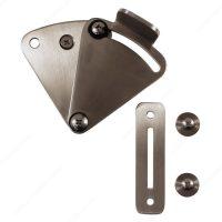 Sliding Barn Door Lock - Richelieu Hardware
