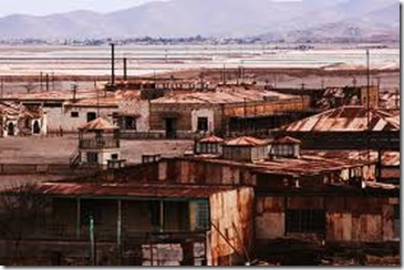 Abandoned Cities Humberstone and Santa Laura 2013