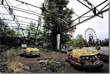 Abandoned Cities Pripyat 2013