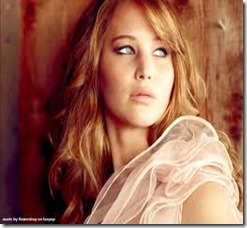 Jennifer Lawrence Hollywood Actor 2013