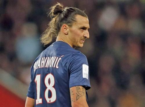 Zlatan Ibrahimovic_PSG