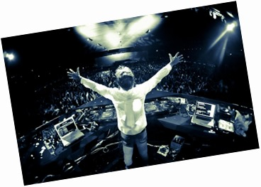 official profiles of popular DJs