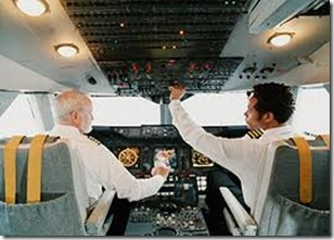 Airplane Pilots, Copilots and Flight Engineers