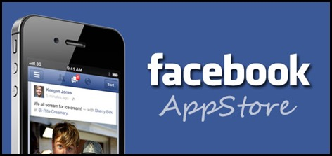 Facebook AppStore - Get ready to make Huge Money