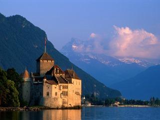 Chateau-De-Chillon-Montreux-Switzerland
