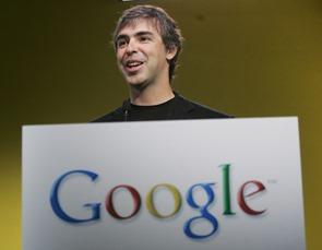 Larry Page Richest Businessman
