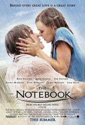 Notebook movie better than their novel