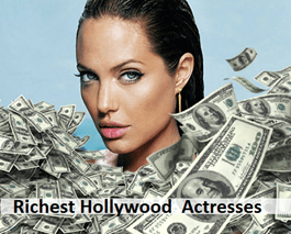 Richest hollywood actresses in 2014