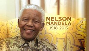 Who inherited Nelson Mandela's wealth