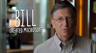 Bill Gates Richest Businessman