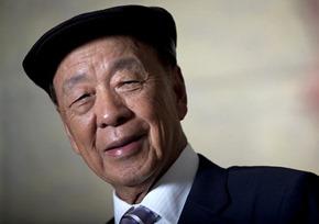 Lui Che Woo richest businessman