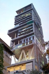 Antilla most luxurious house