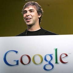 Larry Page mind behind google success
