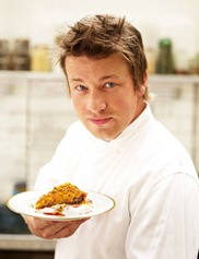 Jamie Oliver famous chef