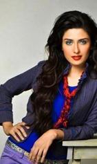 Ayeza-Khan popular Pakistani female actor