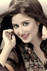 Sajal Ali popular Pakistani female actor