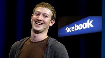 Mark Zuckerberg business tycoon from the IT industry
