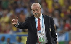Past Was Dictated By Vicente del Bosque  reason why Spain could not keep up with FIFA
