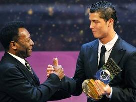 Ronaldo's former performance in FIFA