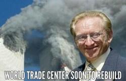 Larry Silverstein world trade center