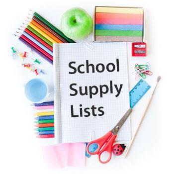 School Supply Lists / Home