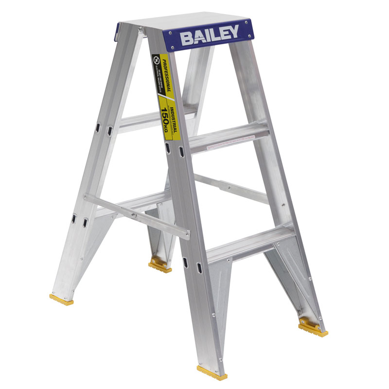 Bailey 900mm Double Sided Step Ladder Ldr001 Richmond