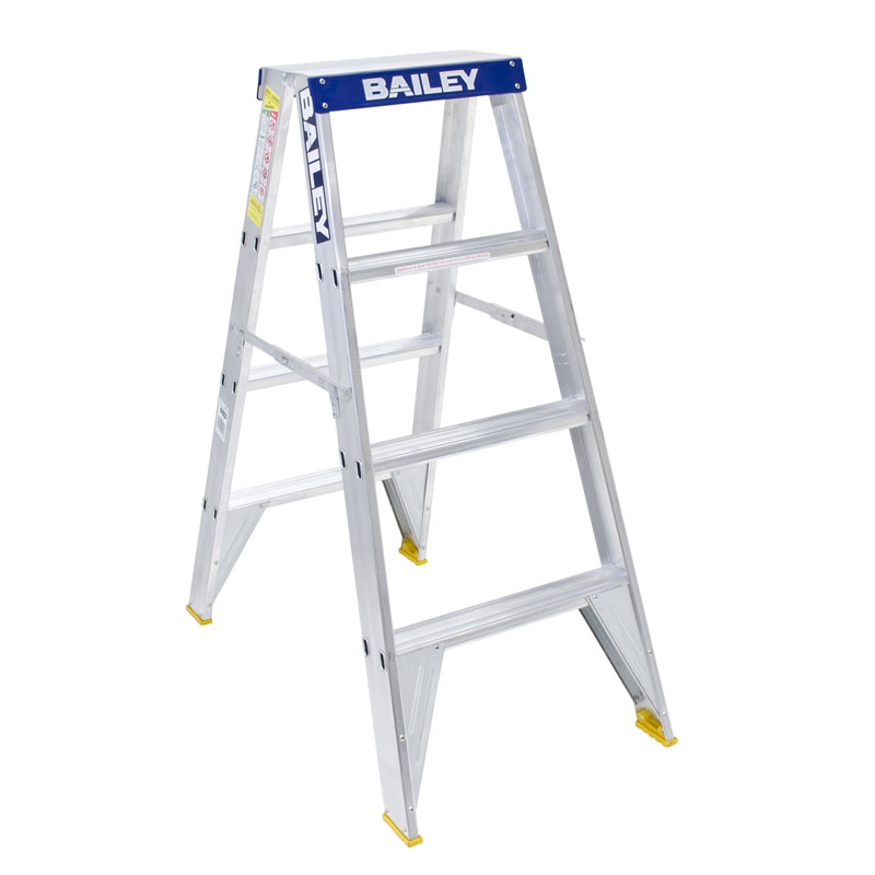 Bailey 1200mm Double Sided Step Ladder Ldr002 Richmond