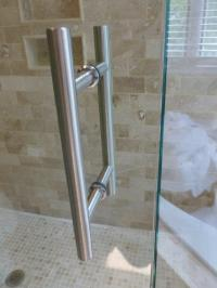 Shower Door Handles - Frameless Shower Doors - Richmond ...