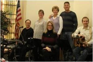 Brian Powley, Jennifer Lawrence, Kathy Ramsey, Cindy Carducci, Joe Carducci & Adam Kiaski - 2