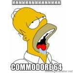 C64-mmmmmm-homer