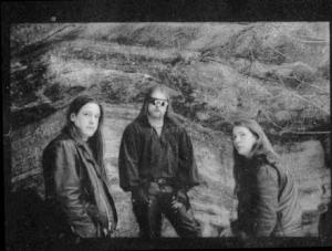 Band Photo - Image Copyrighted 2/1996 Carey Fruman