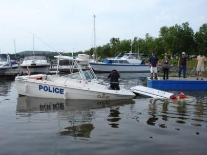 Cops can be idiots, too.