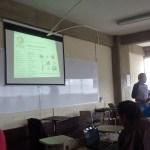 Charla acerca de GNUPG por Pablo Castellanos