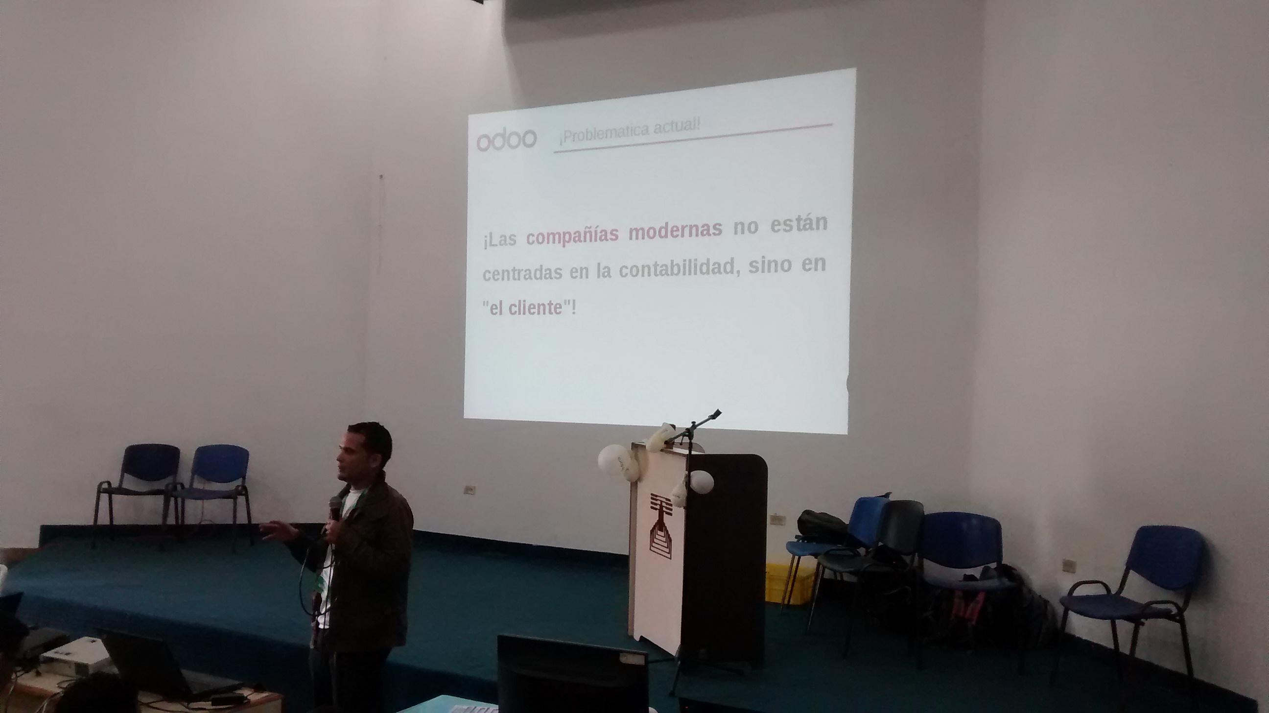 ODOO Talk