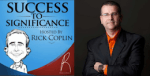 Andrew Moon on Success to Significance