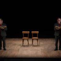 [Théâtre - Critique] The Notebook de Forced Entertainment